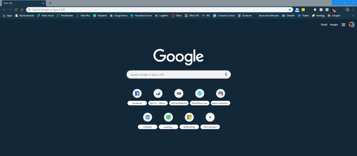 Dark Mode Comes to Chrome – West Chester Technology Blog